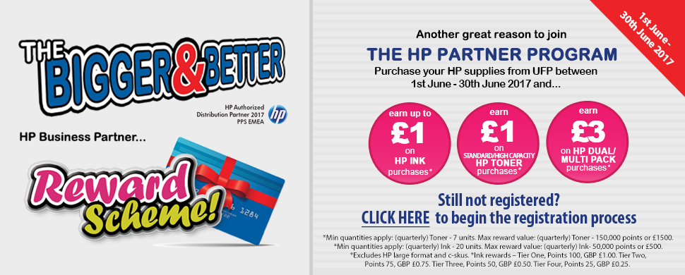 HP Football Promotion