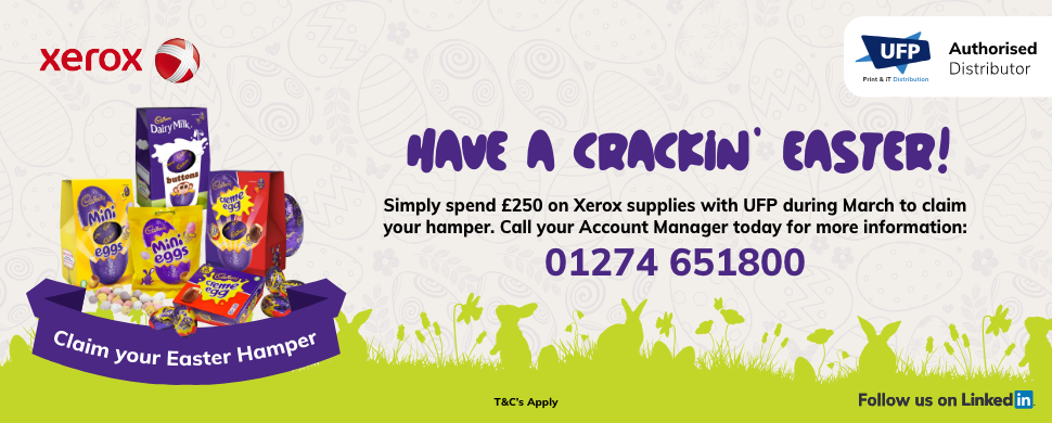Xeros Easter Promotion