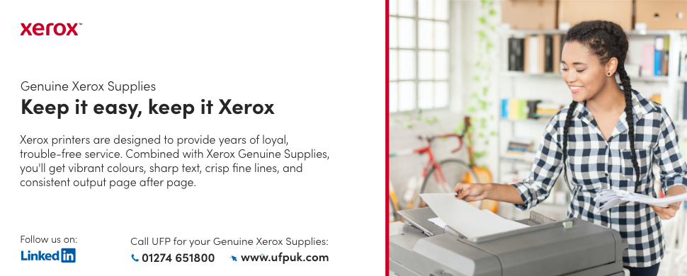 Xerox Genuine Supplies