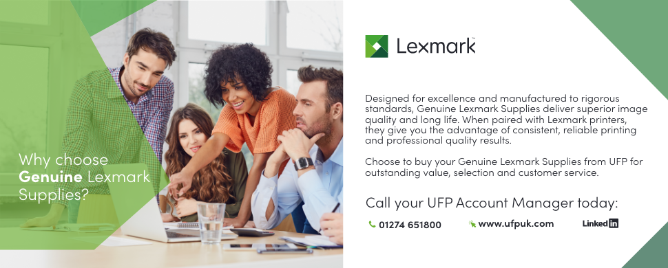Genuine Lexmark Supplies