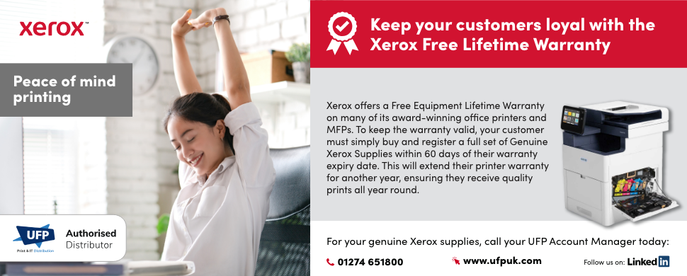 Xerox printer warranty
